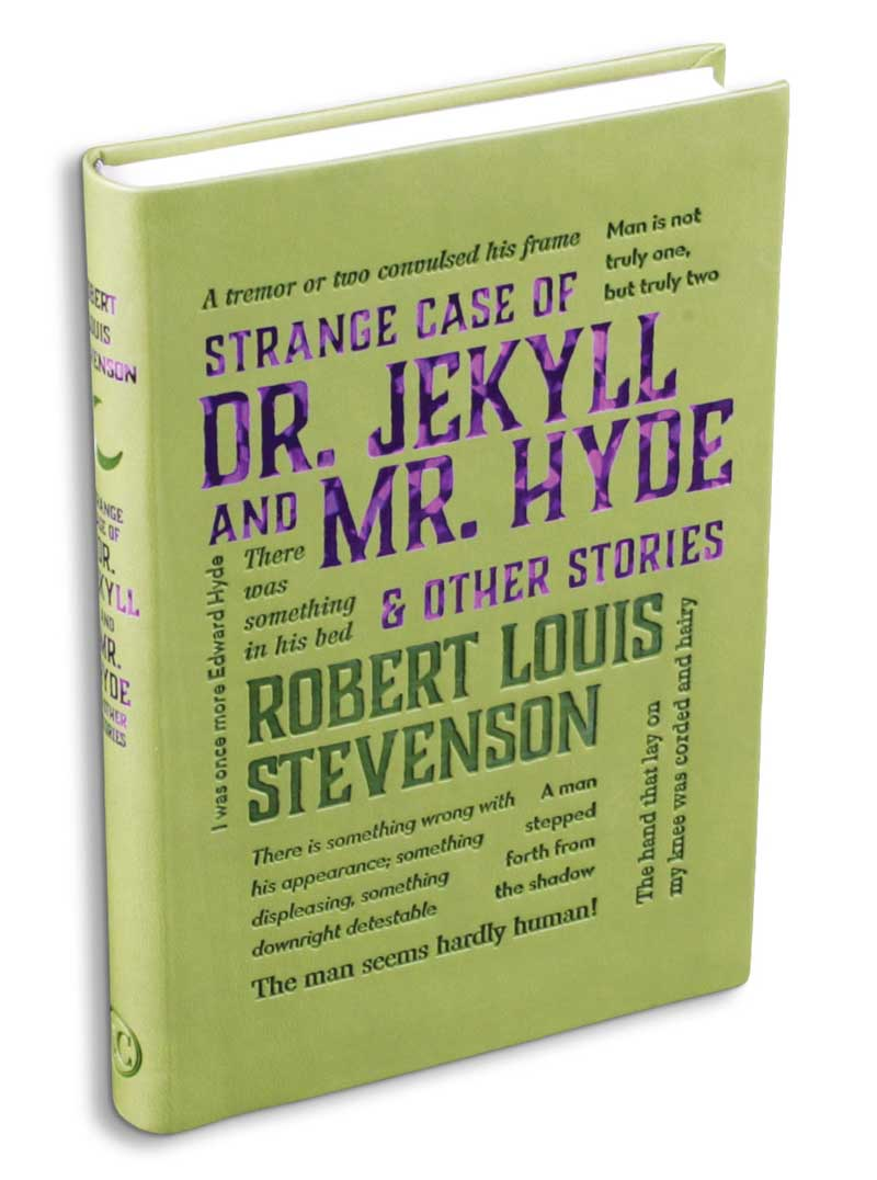 THE STRANGE CASE OF DR.JEKYLL AND MR HYDE AND OTHER STORIES