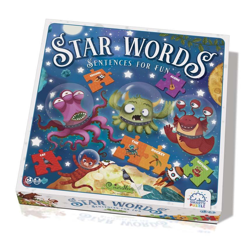 Društvena igra STAR WORDS