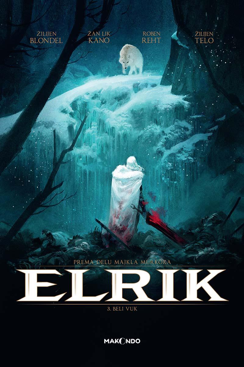 ELRIK 3 Beli vuk