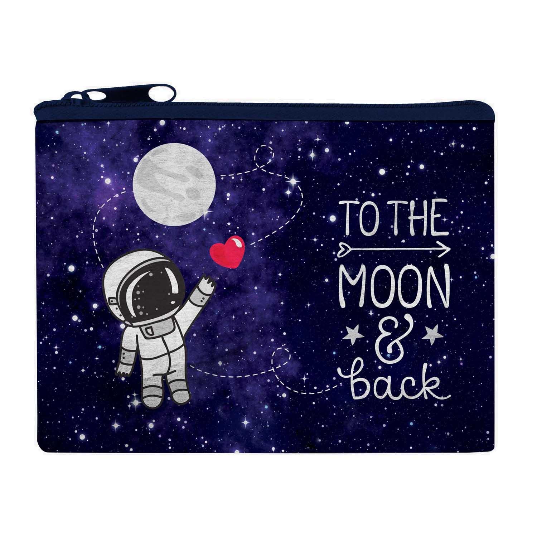 Novčanik za sitan novac FUNKY COLLECTION To The Moon & Back