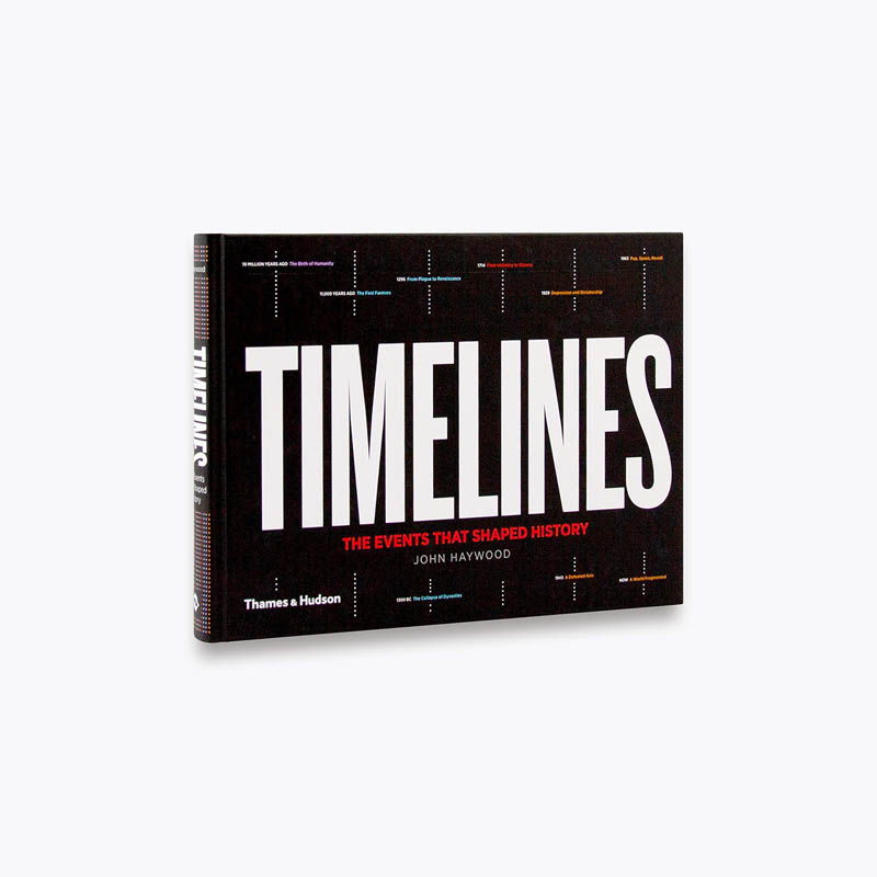 TIMELINES The Events that Shaped History