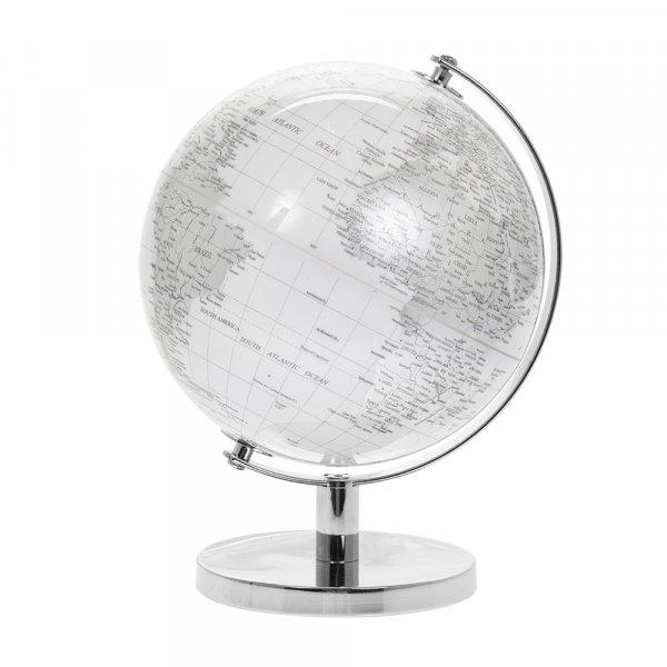 Globus SILVER & WHITE 27cm