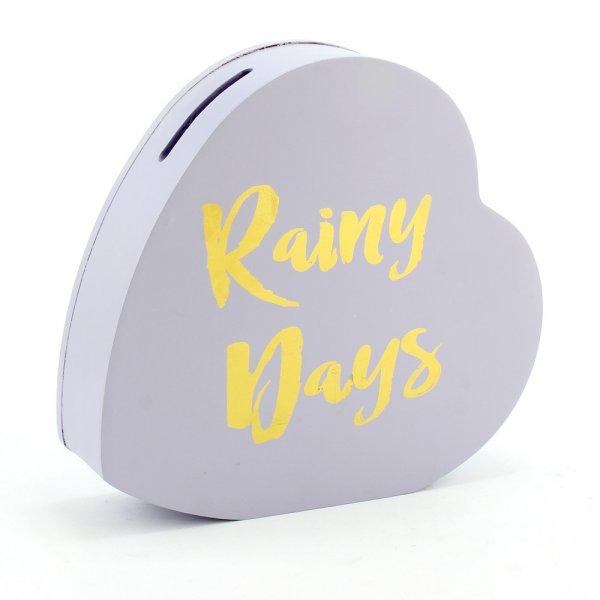 RAINY DAYS SHAPE BOX SRCE