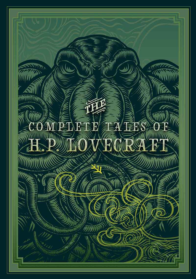 COMPLETE TALES OF HP LOVECRAFT