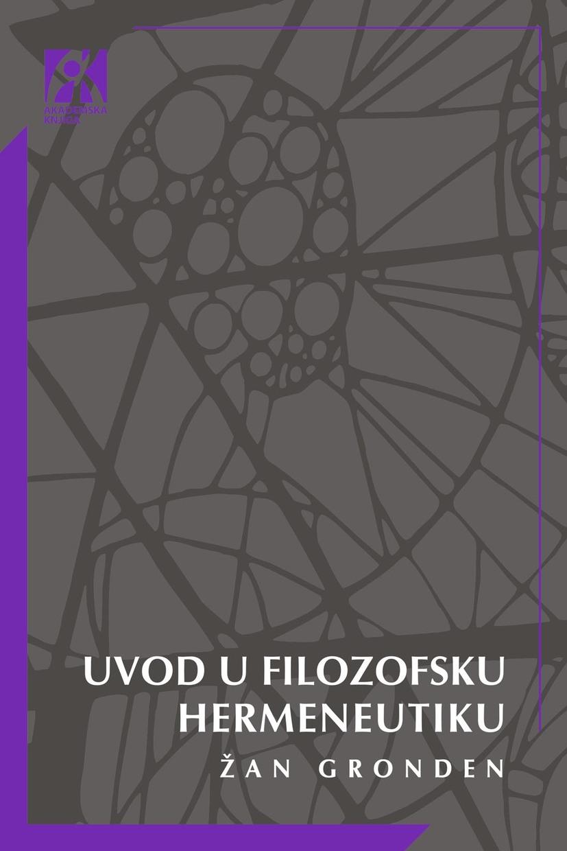 UVOD U FILOZOFSKU HERMENEUTIKU