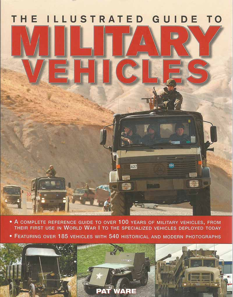 ILLUSTRATED GUIDE TO MILITARY VEHICLES