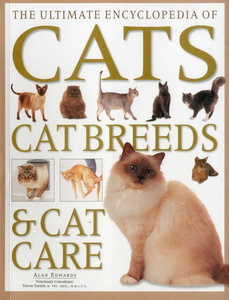 ULTIMATE ENCYCLOPEDIA OF CATS