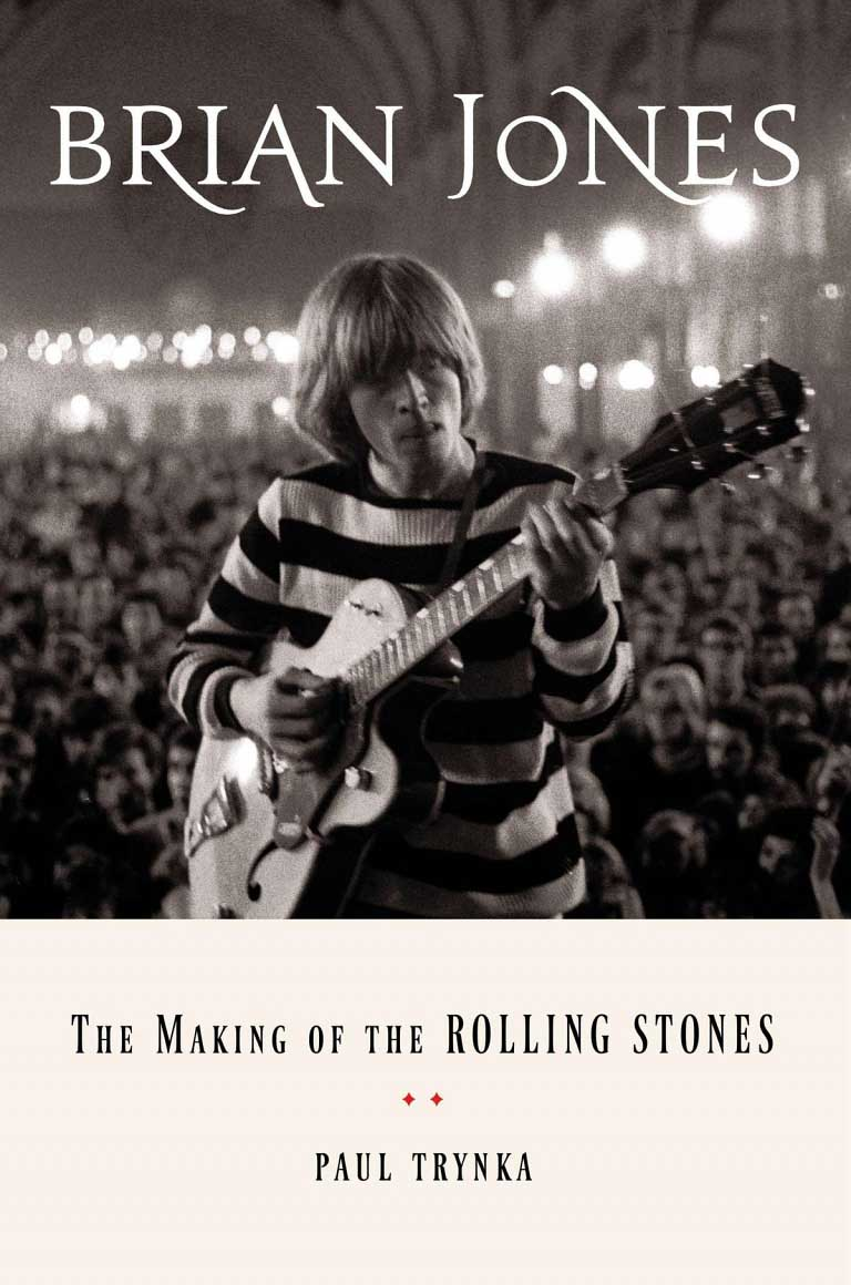 BRIAN JONES THE MAKING OF ROLLING STONES