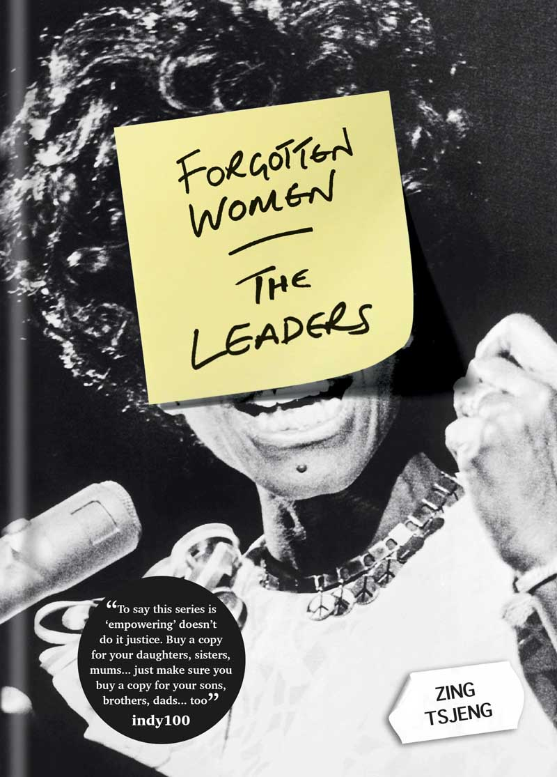 FORGOTTEN WOMEN THE LEADERS