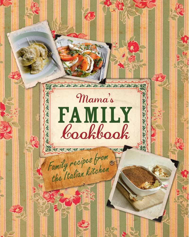 MAMAS FAMILY COOKBOOK