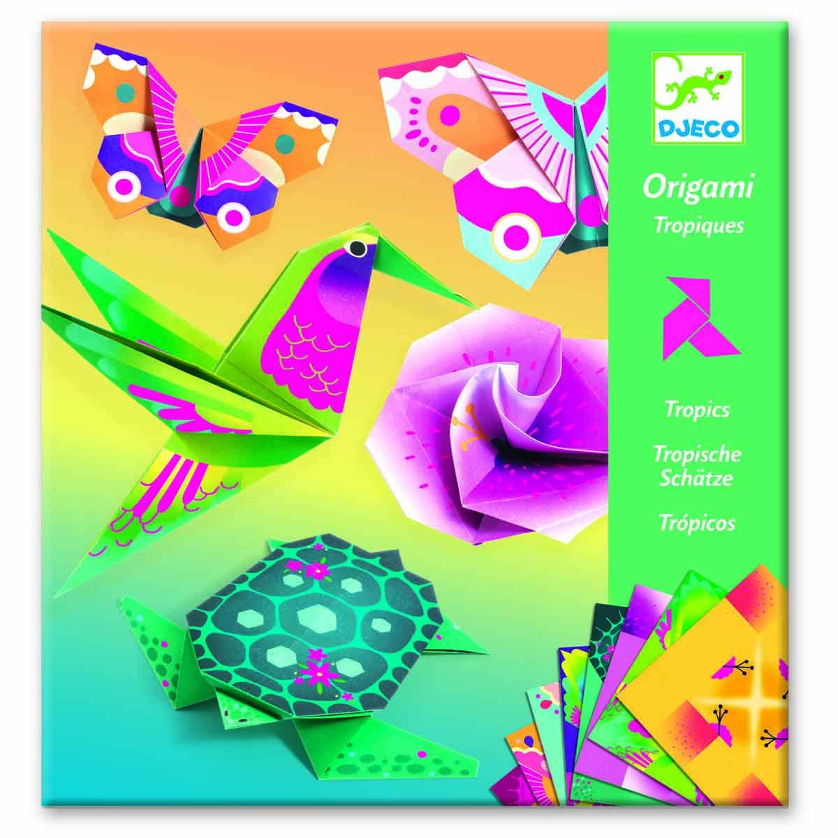 Origami TROPICS
