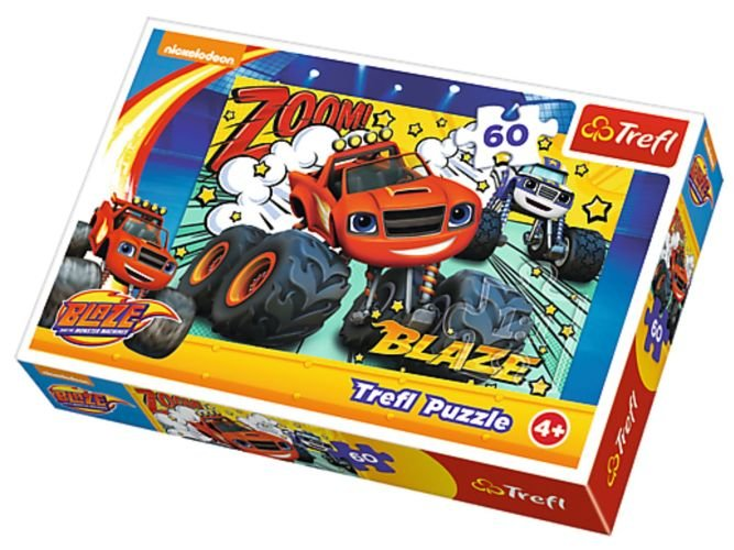 Puzzle TREFL Blaze What a Team