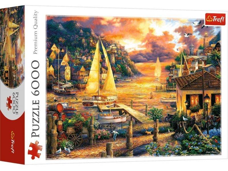 Puzzle TREFL Catching dreams 6000