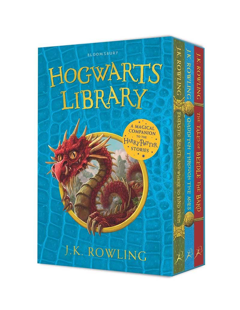 HOGWARTS LIBRARY BOX SET