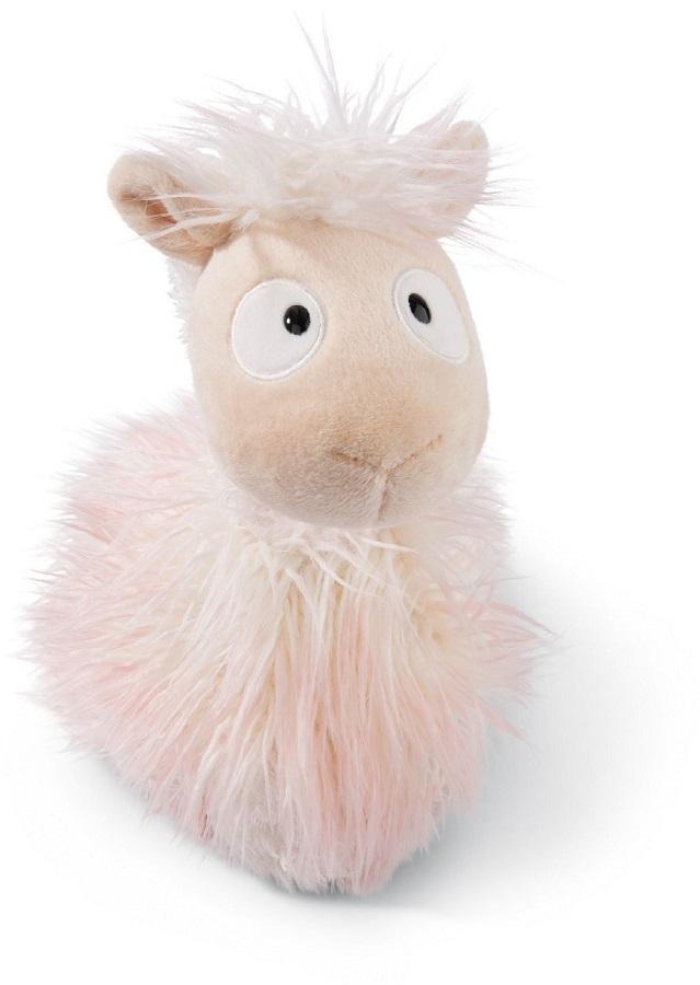 Plišana igračka u roze boji LLAMA BABY