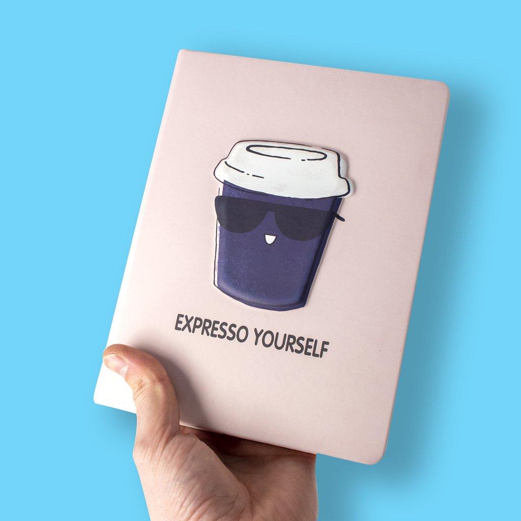 Notes PUF COFFEE MUG