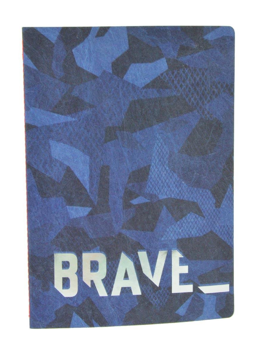 Sveska A4 BRAVE plava