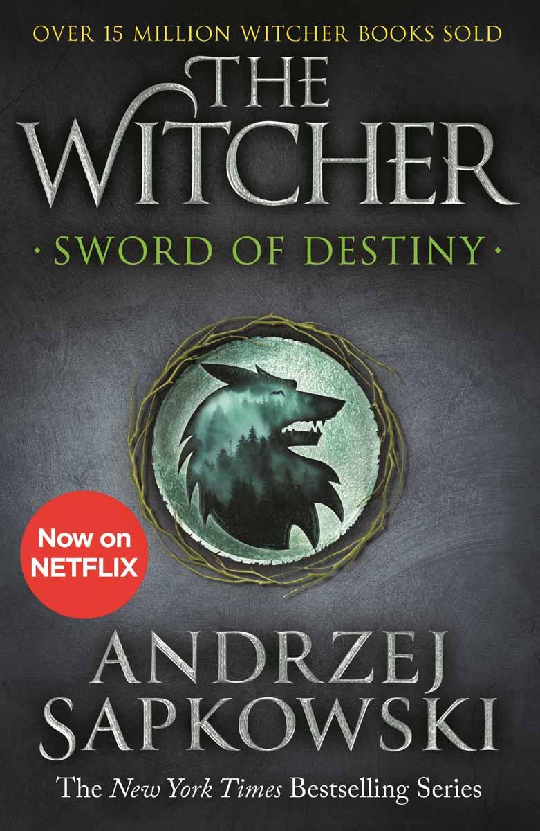 SWORD OF DESTINY, WITCHER 2