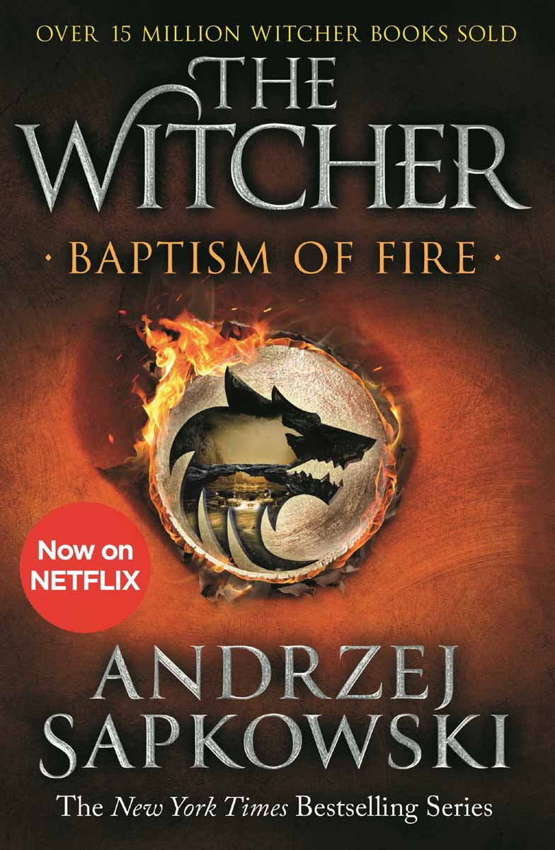 BAPTISM OF FIRE, WITCHER 5