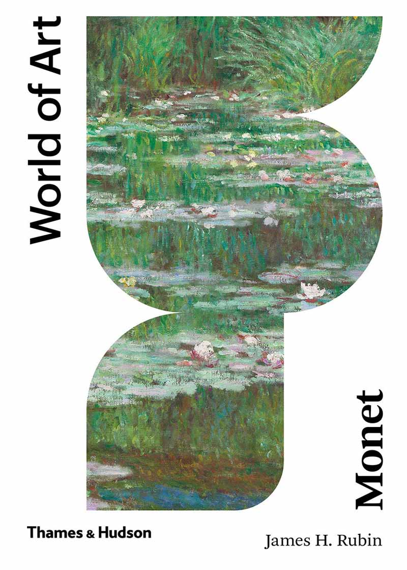 MONET world of art