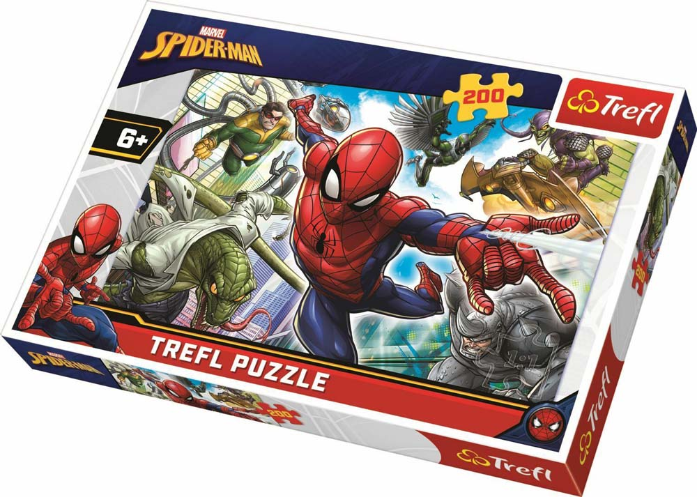 Puzzle SPIDERMAN Born to be a superhero 200