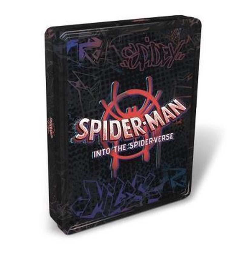 SPIDER MAN TIN