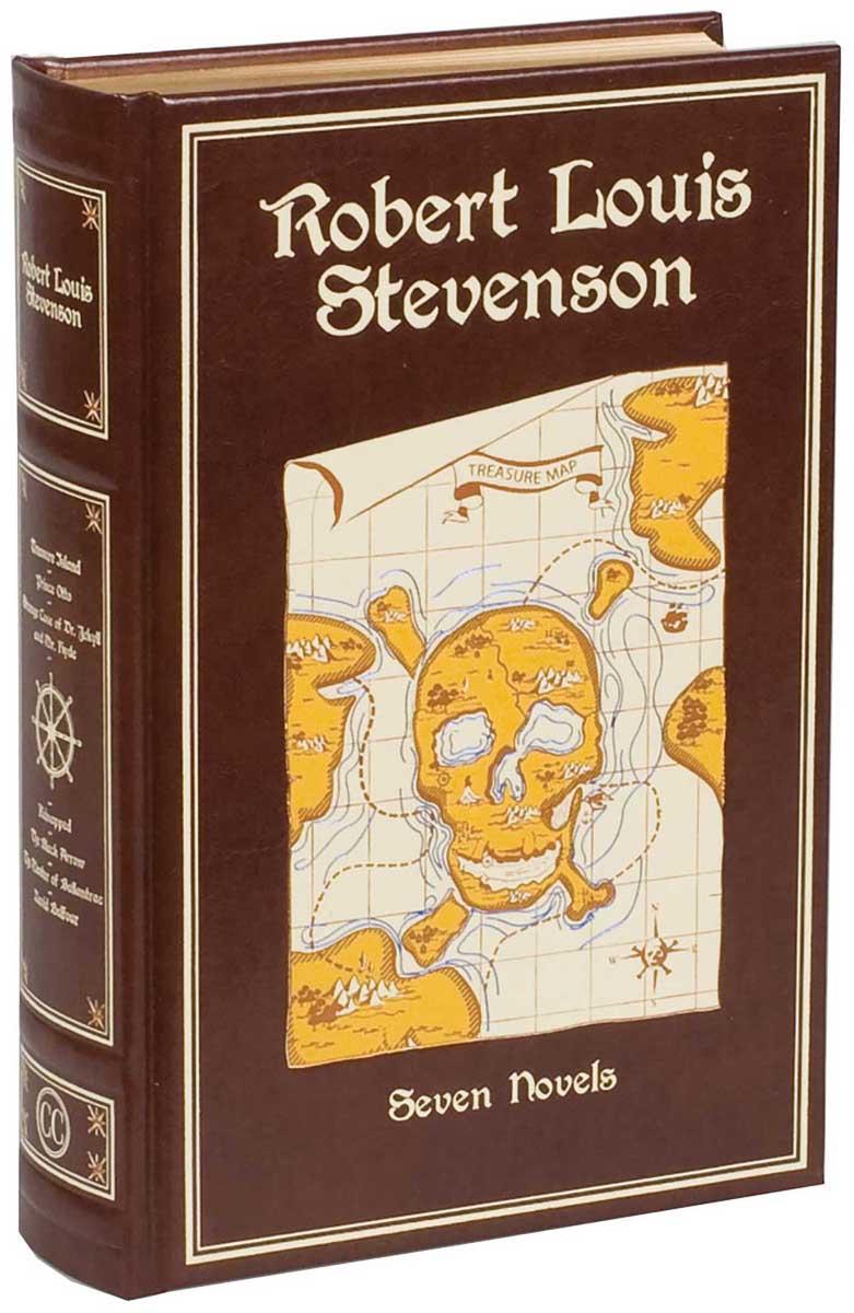 ROBERT LUIS STIVENSON Seven Novels