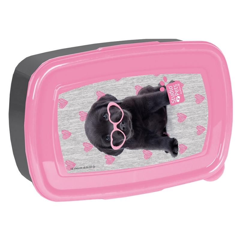 Kutija za užinu - ljubimci : STUDIO PETS DOG
