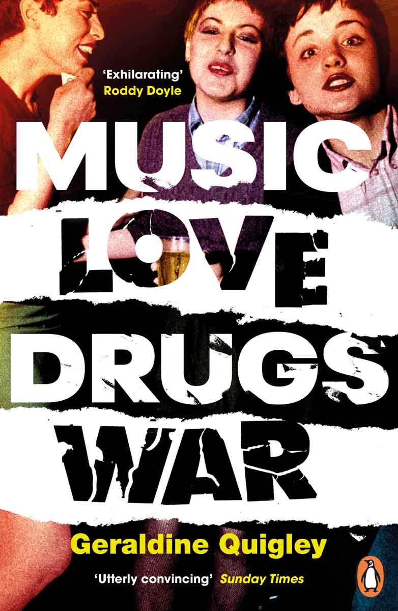 MUSIC LOVE DRUGS WAR
