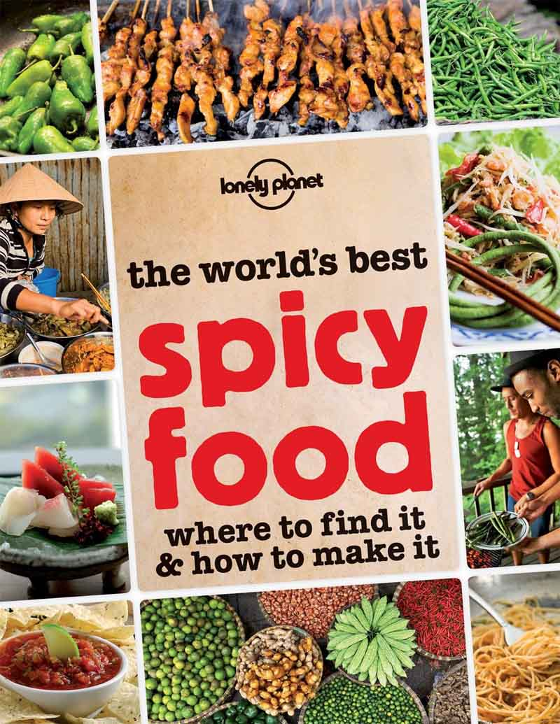 THE WORLDS BEST SPICY FOOD