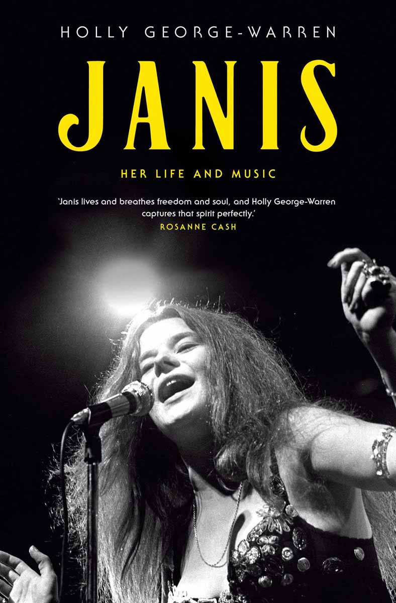 JANIS HER LIFE AND MUSIC