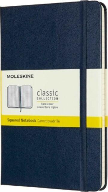 MOLESKINE notes safirno plavi