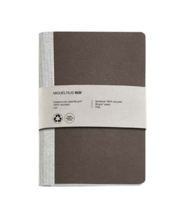 Notes A6 BROWN MR