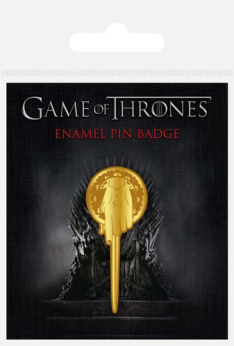 Bedž GAME OF THRONES HAND OF THE KING