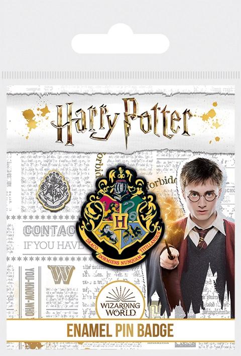 Bedž HARRY POTTER Hogwarts