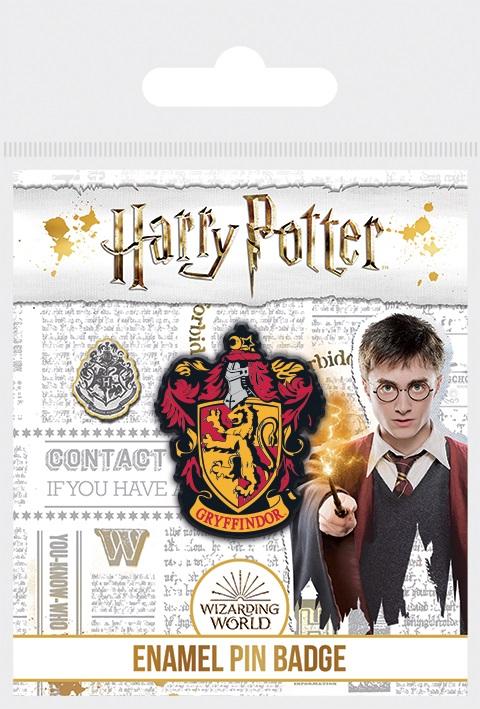 Bedž HARRY POTTER Gryffindor