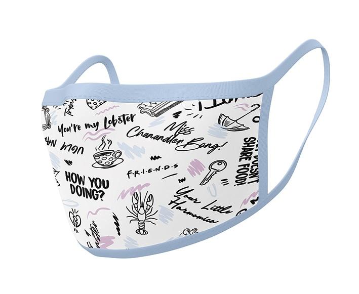 Zaštitna maska FRIENDS Phrases