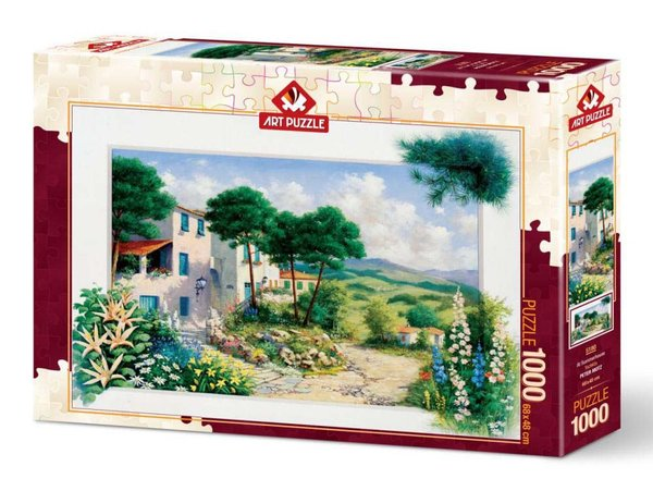 Puzzle AT SUMMERHOUSE 1000 kom