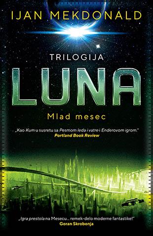 LUNA - MLAD MESEC