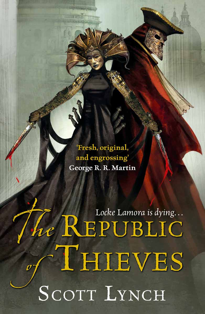 THE REPUBLIC OF THIEVES THE GENTLEMAN BASTARD SEQUENCE BOOK 3