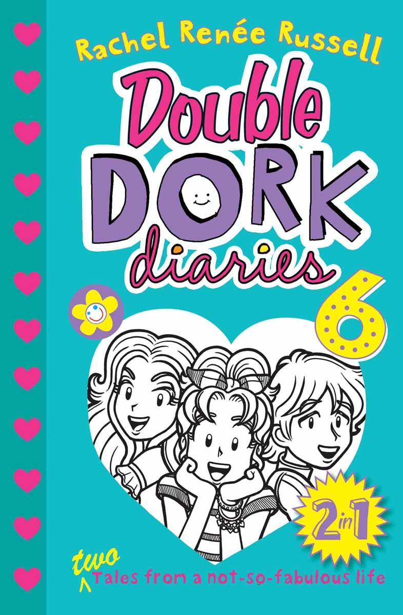 DOUBLE DORK DIARIES FRENEMIES FOREVER