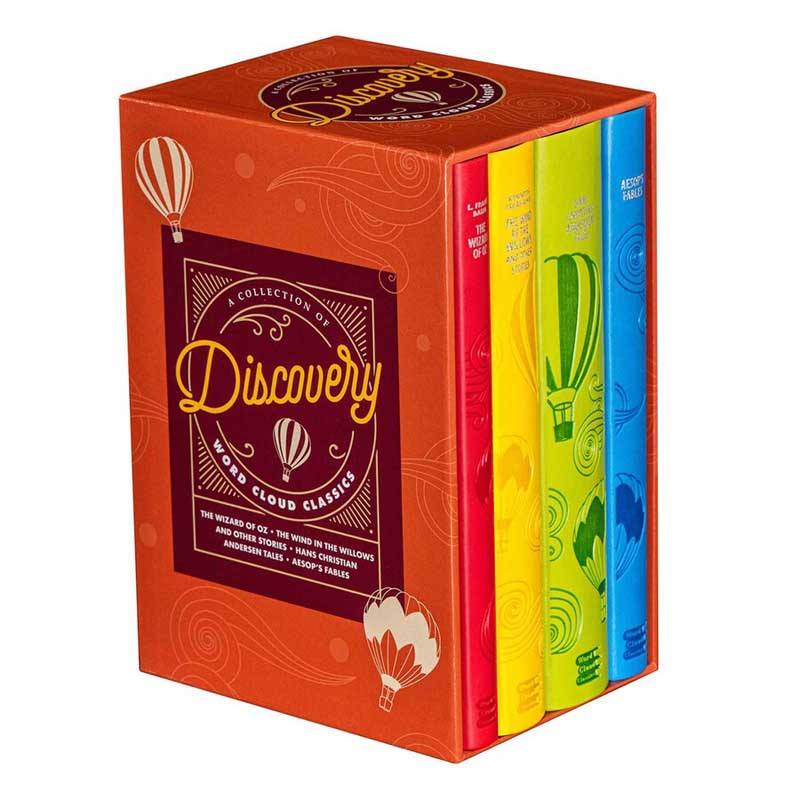 DISCOVERY WORLD CLOUD BOXED SET