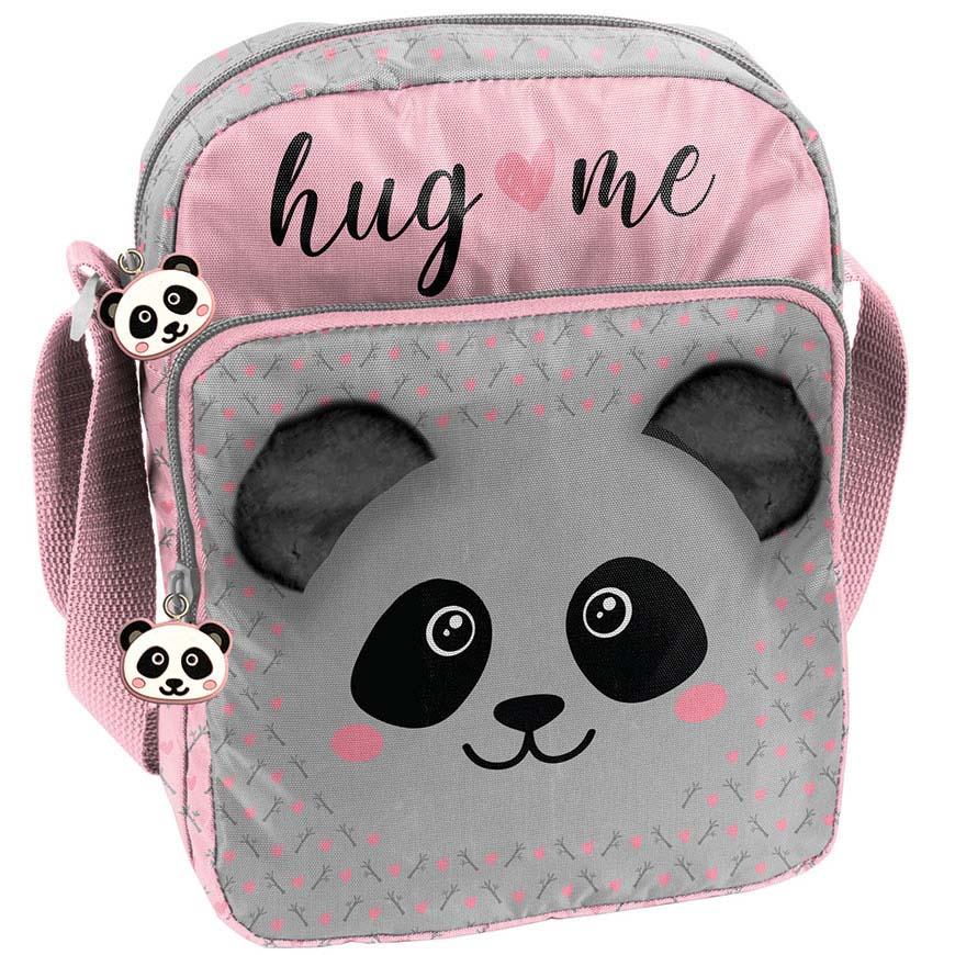 Torba na rame PANDA HUG ME