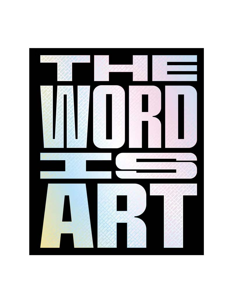 THE WORLD IS ART