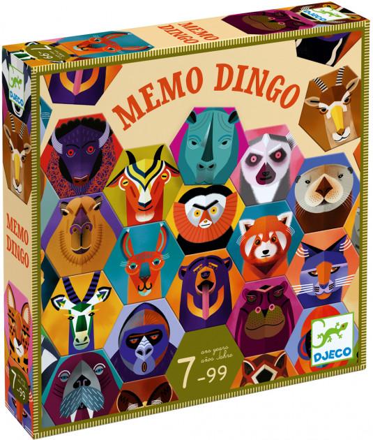 Igra memorije DINGO