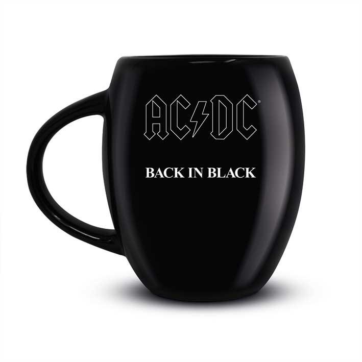 Šolja AC/DC BACK IN BLACK