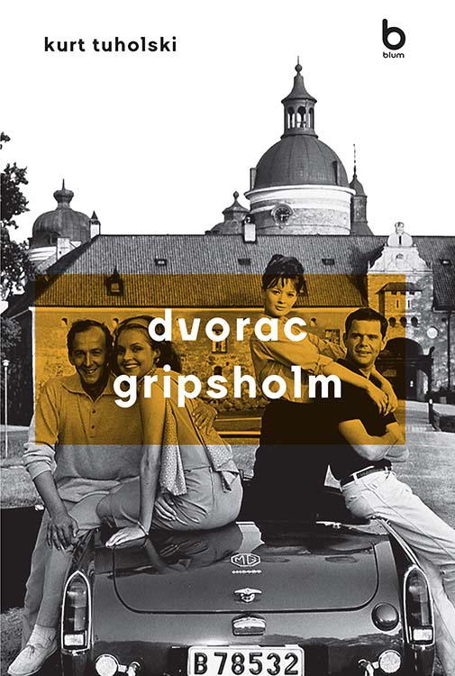 DVORAC GRIPSHOLM