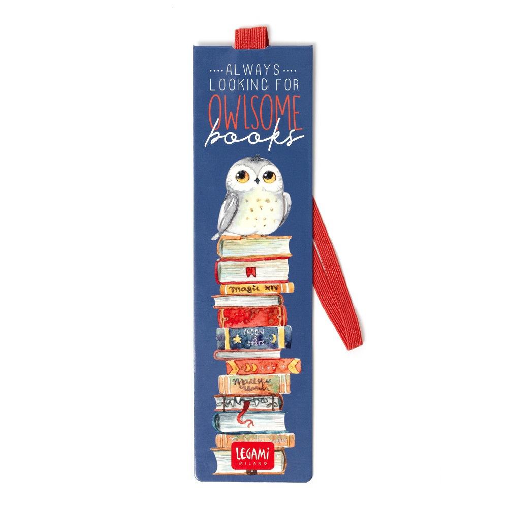 BOOKMARK - OWL BOOKS