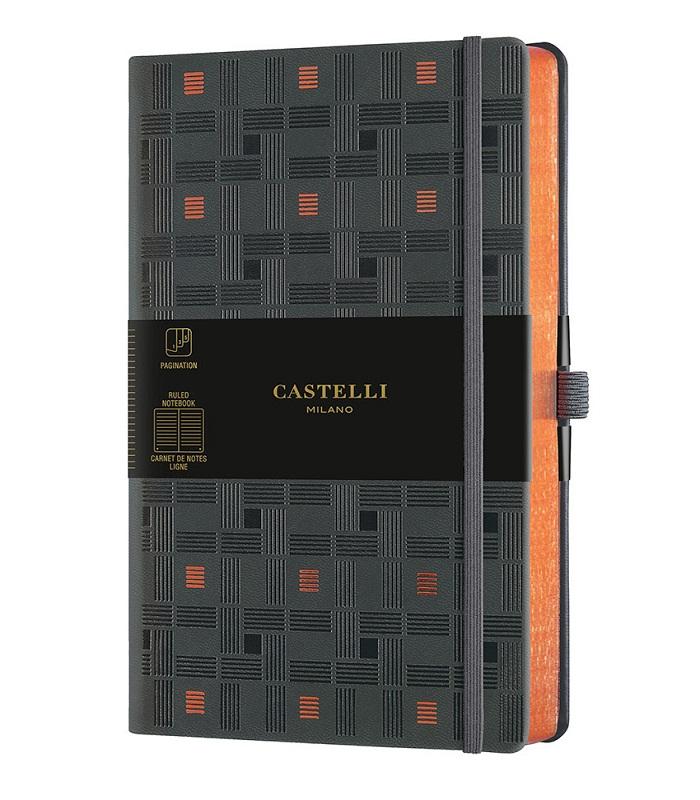 CASTELLI  notes WEAVING COPPER