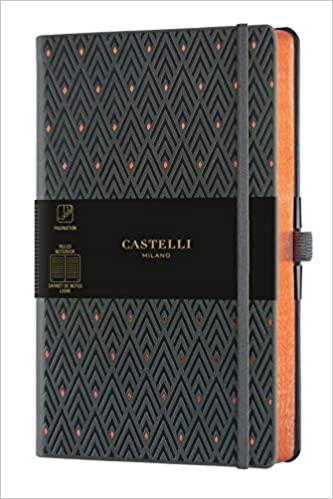 CASTELLI  notes DIAMONDS COPPER